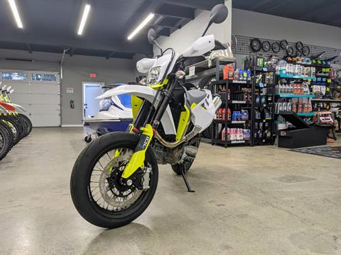 2021 Husqvarna 701 Supermoto in Gresham, Oregon - Photo 1
