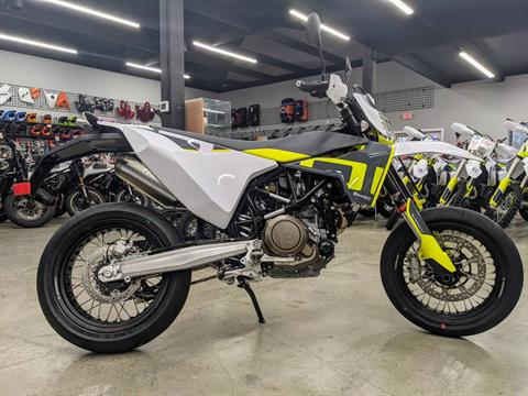 2021 Husqvarna 701 Supermoto in Gresham, Oregon - Photo 2