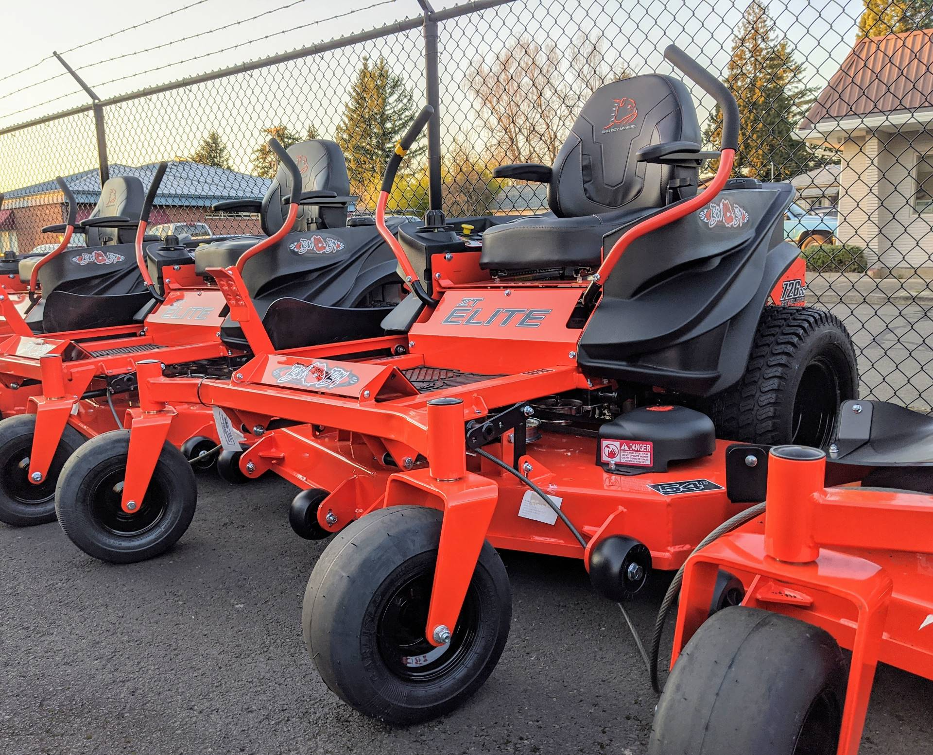 2020 Bad Boy Mowers ZT Elite 54 in. Kawasaki FR730V 726 cc in Gresham, Oregon - Photo 1