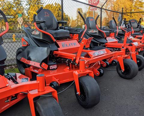 2020 Bad Boy Mowers ZT Elite 54 in. Kawasaki FR730V 726 cc in Gresham, Oregon - Photo 2