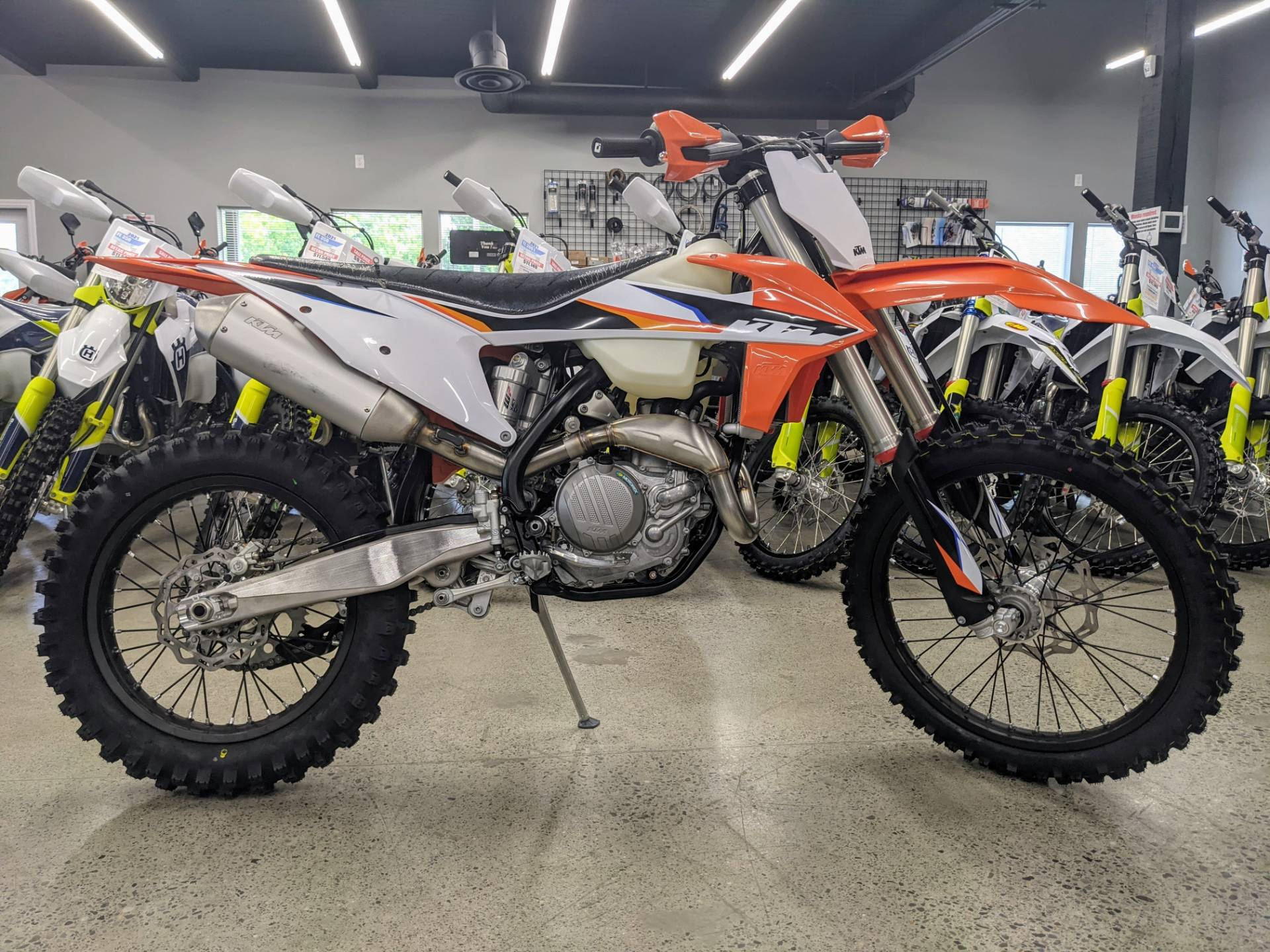 2021 KTM 450 XC-F in Gresham, Oregon - Photo 1