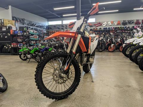 2021 KTM 450 XC-F in Gresham, Oregon - Photo 2