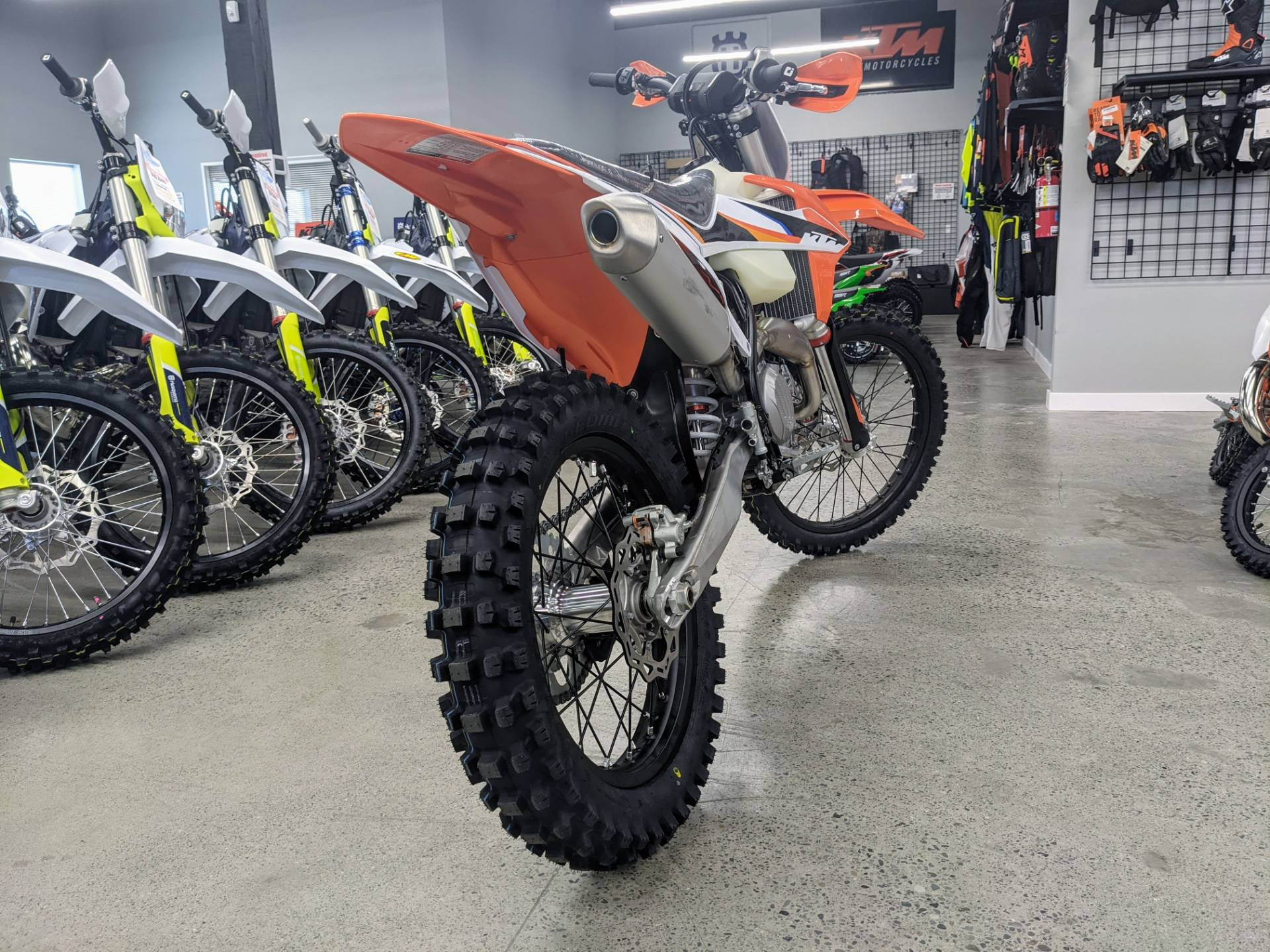 2021 KTM 450 XC-F in Gresham, Oregon - Photo 4