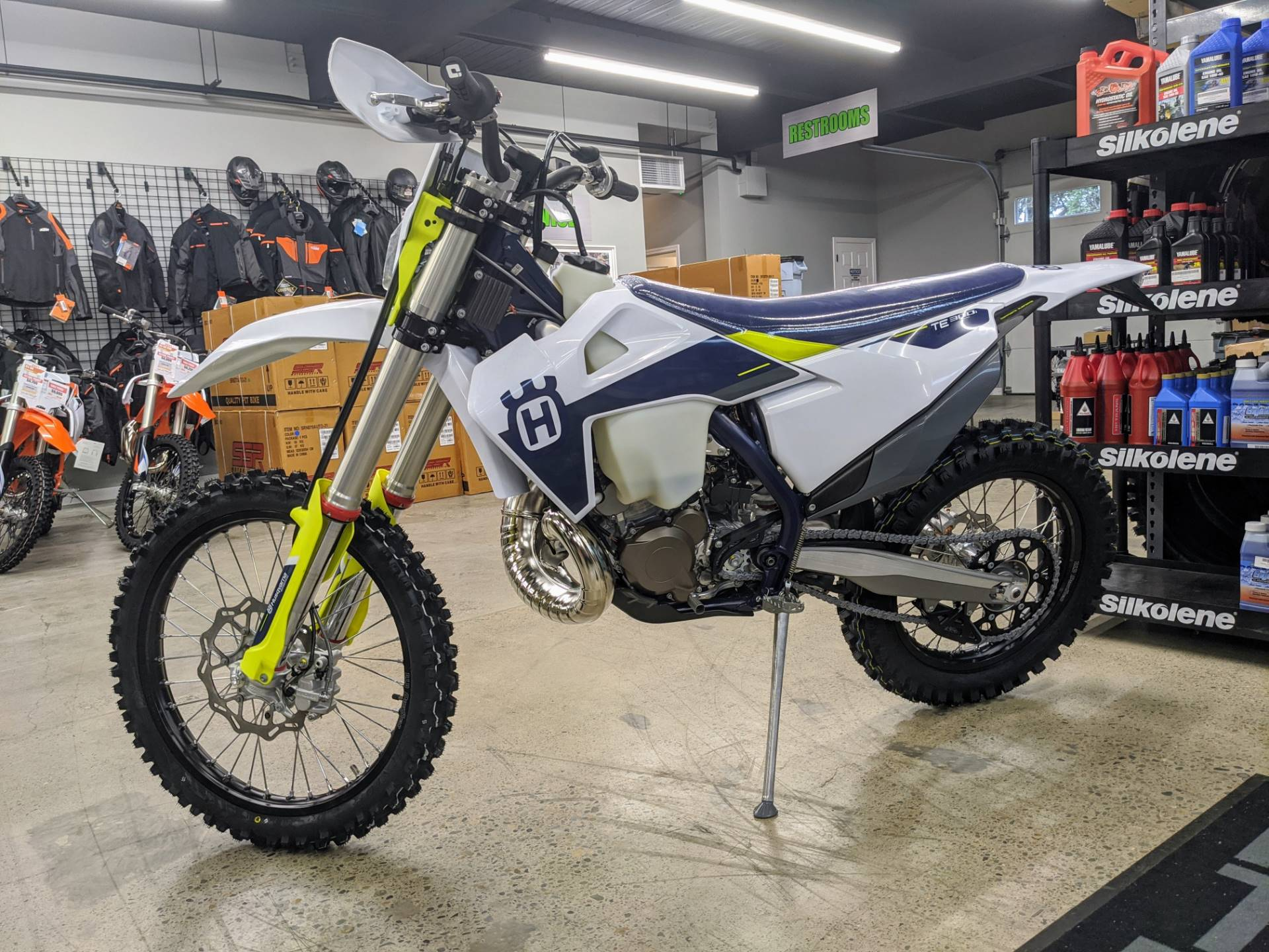 2021 Husqvarna TE 300i in Gresham, Oregon - Photo 1