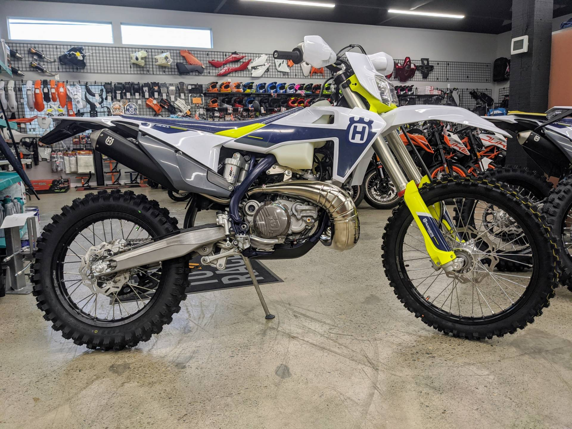 2021 Husqvarna TE 300i in Gresham, Oregon - Photo 2