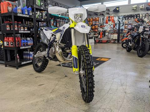 2021 Husqvarna TE 300i in Gresham, Oregon - Photo 3