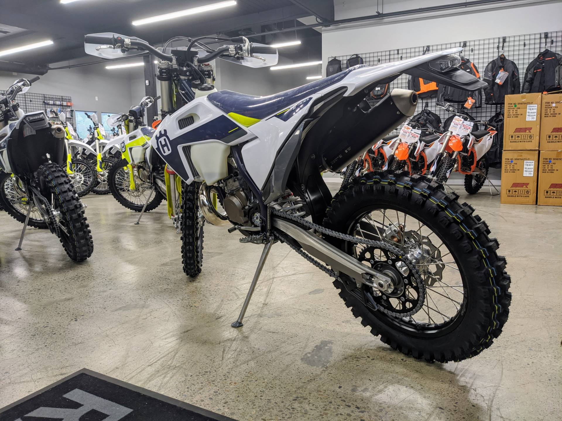 2021 Husqvarna TE 300i in Gresham, Oregon - Photo 4