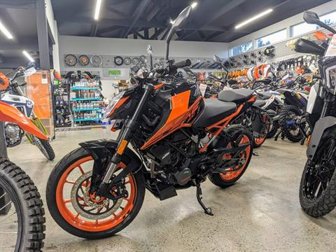 2020 KTM 200 Duke in Gresham, Oregon - Photo 1