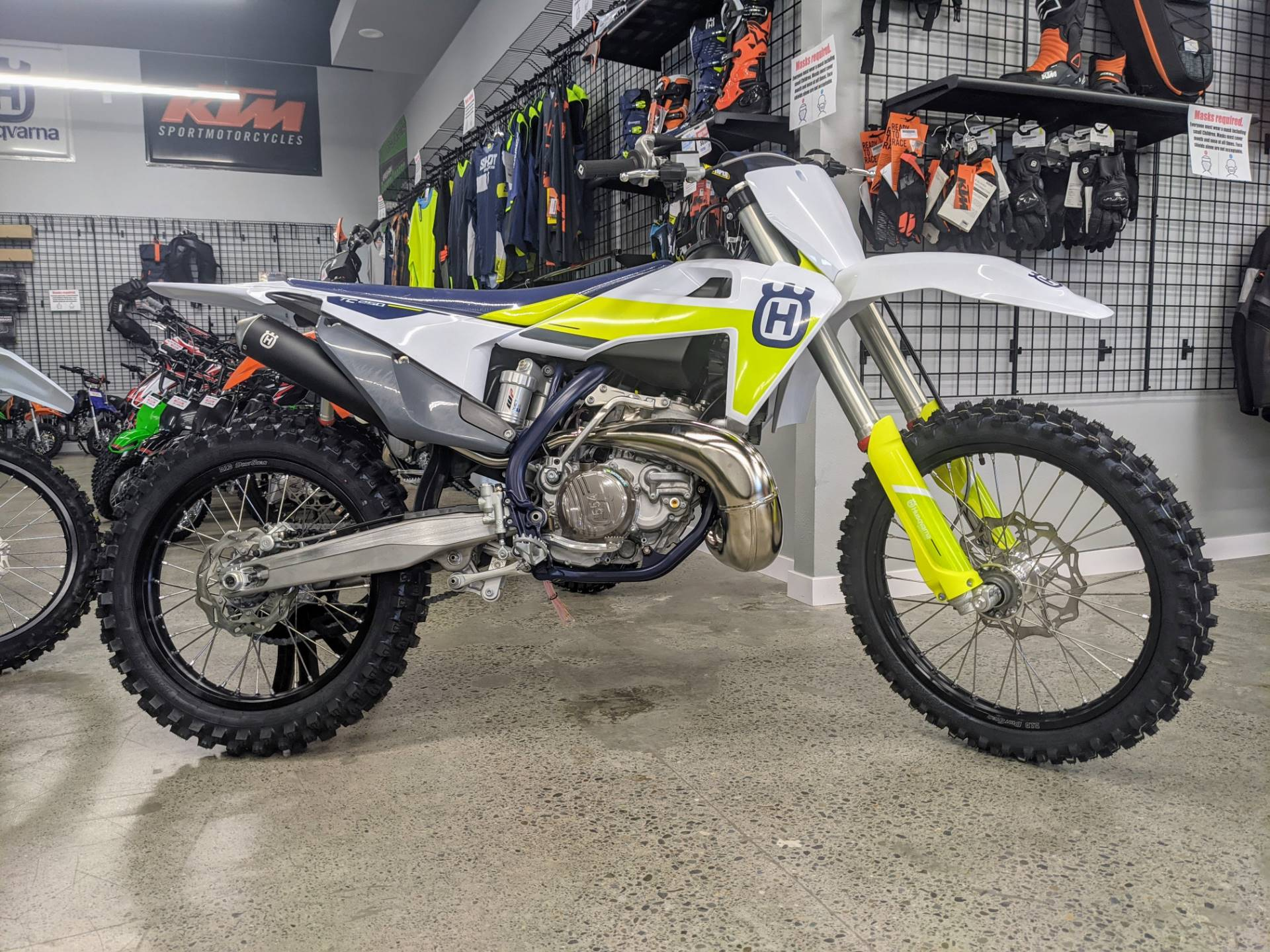 2021 Husqvarna TC 250 in Gresham, Oregon - Photo 2