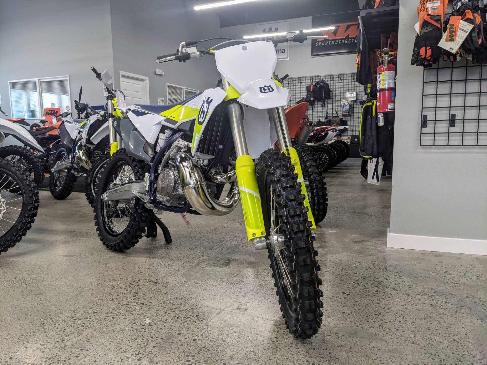 2021 Husqvarna TC 250 in Gresham, Oregon - Photo 3