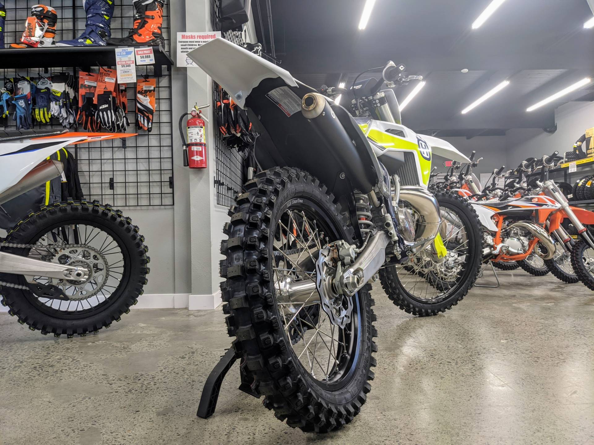 2021 Husqvarna TC 250 in Gresham, Oregon - Photo 4