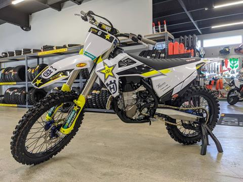 2020 Husqvarna FC 450 Rockstar Edition in Gresham, Oregon - Photo 1