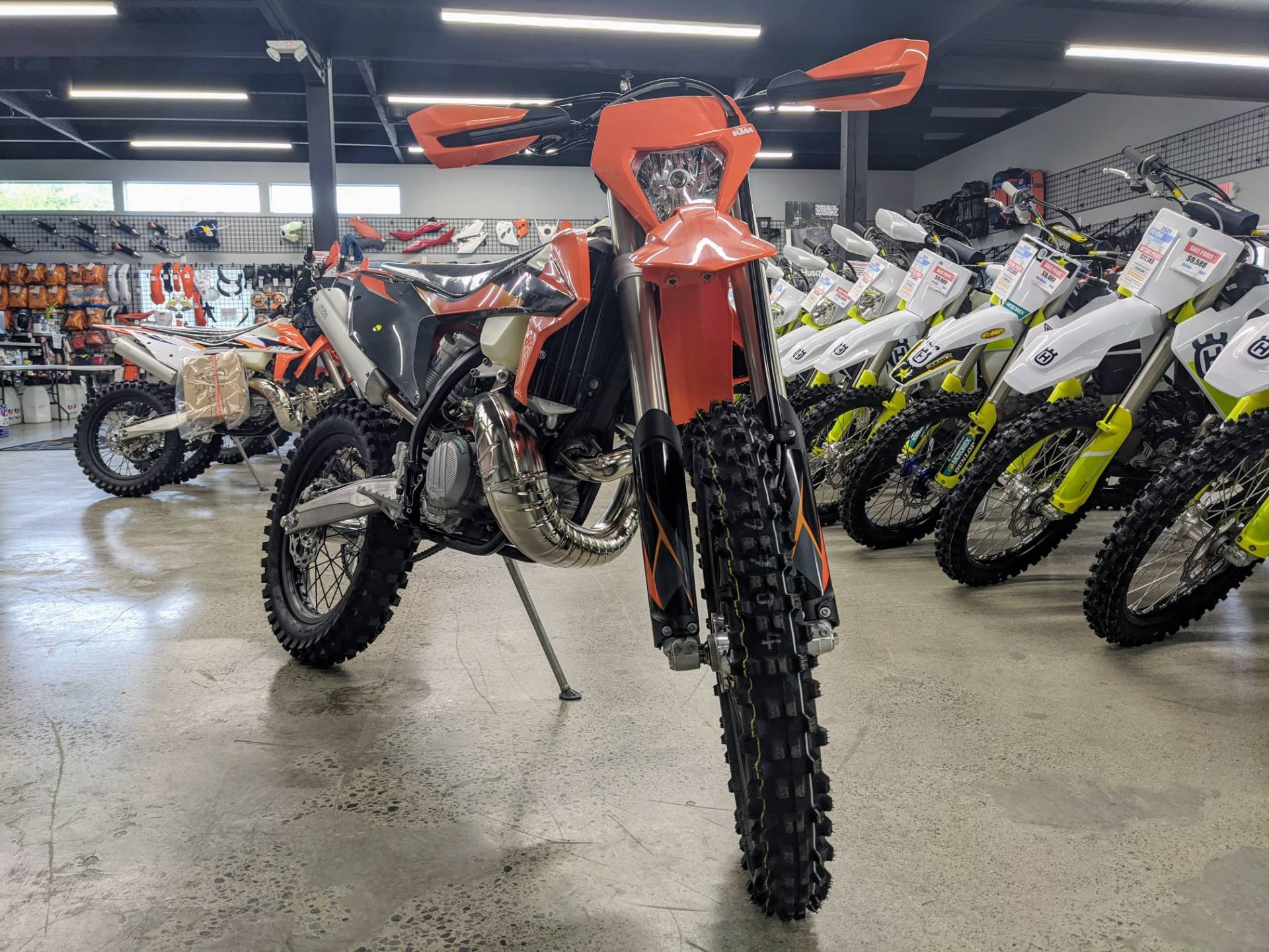2021 KTM 300 XC-W TPI in Gresham, Oregon - Photo 1