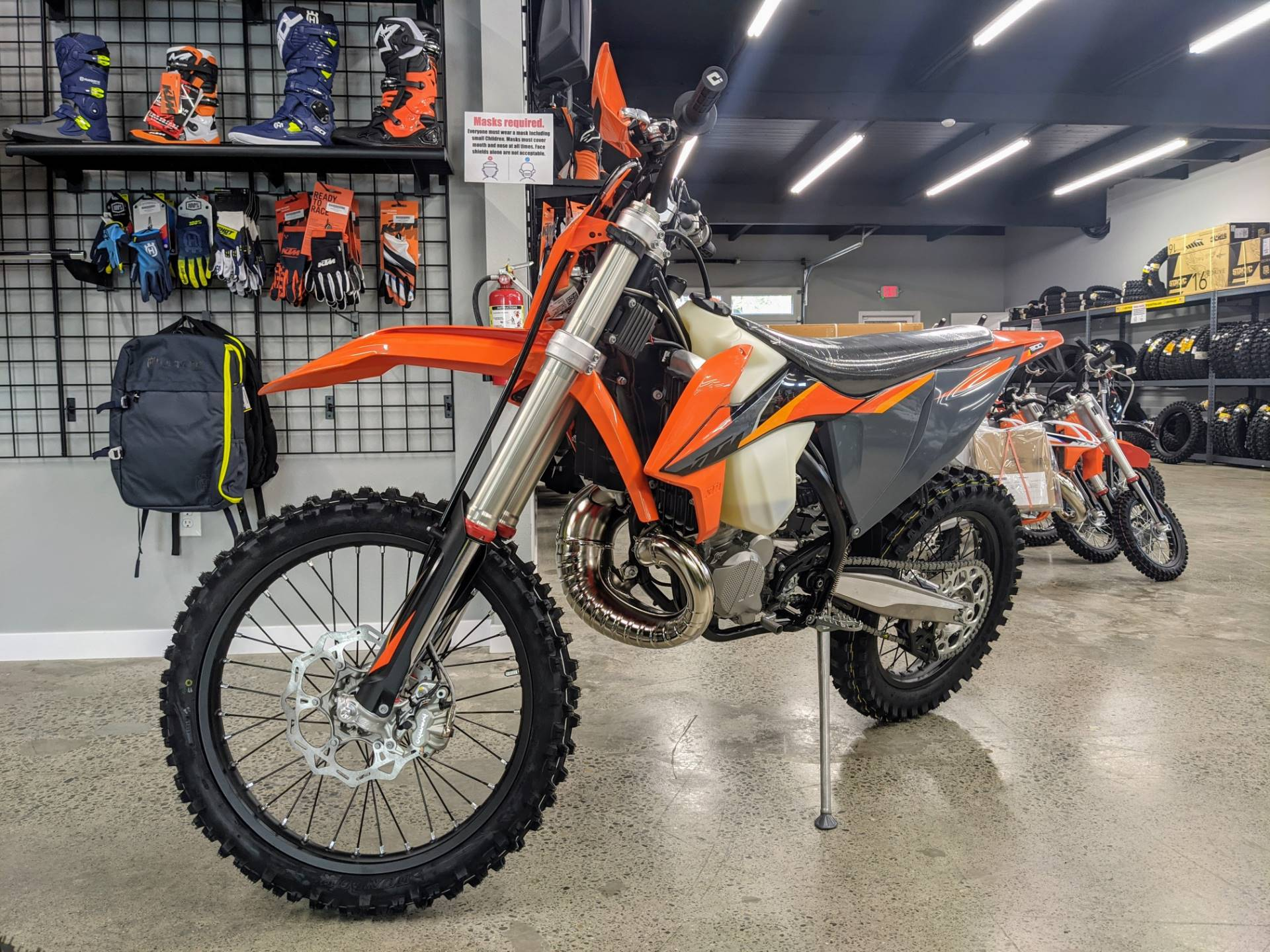 2021 KTM 300 XC-W TPI in Gresham, Oregon - Photo 3