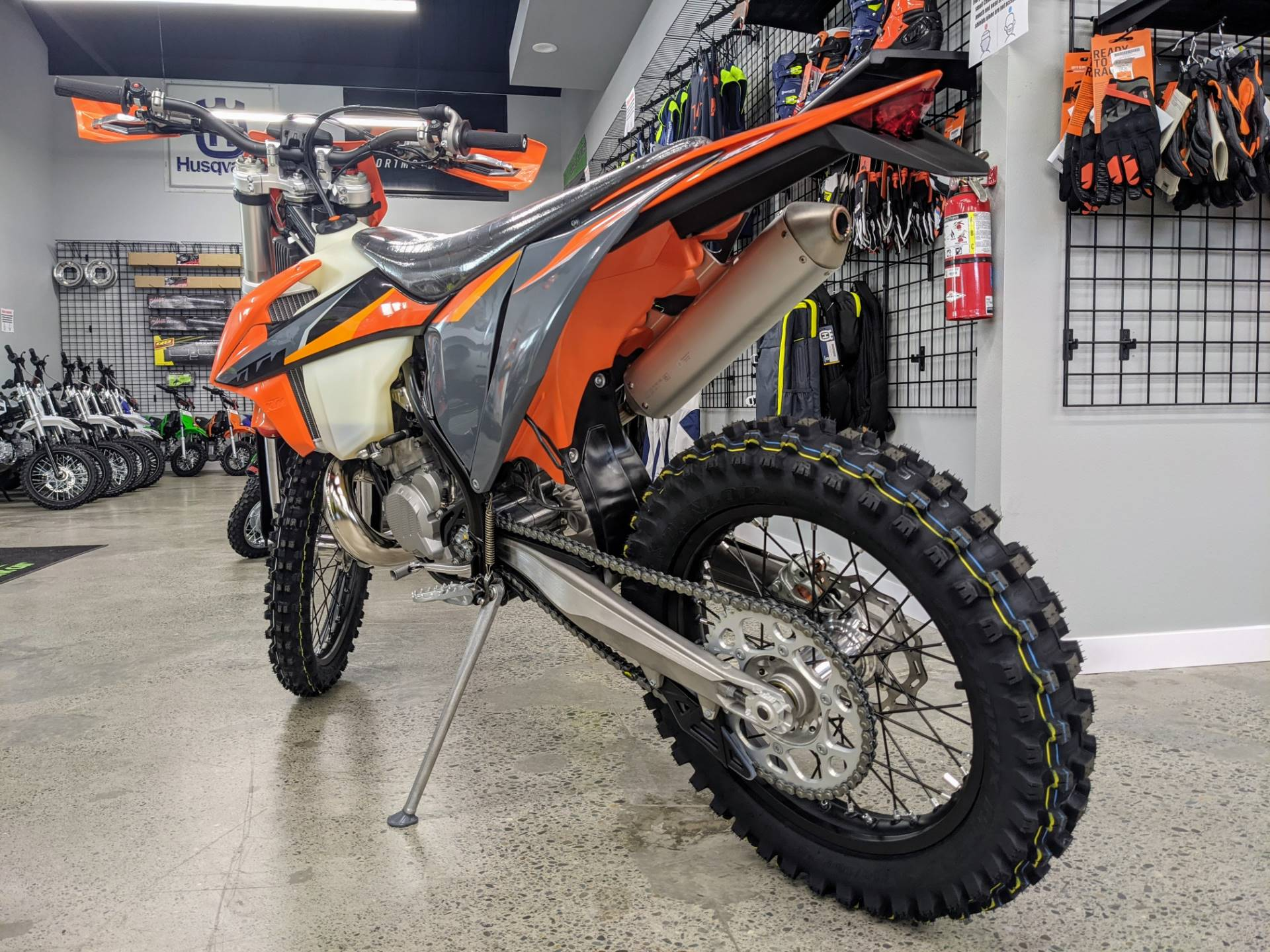 2021 KTM 300 XC-W TPI in Gresham, Oregon - Photo 4
