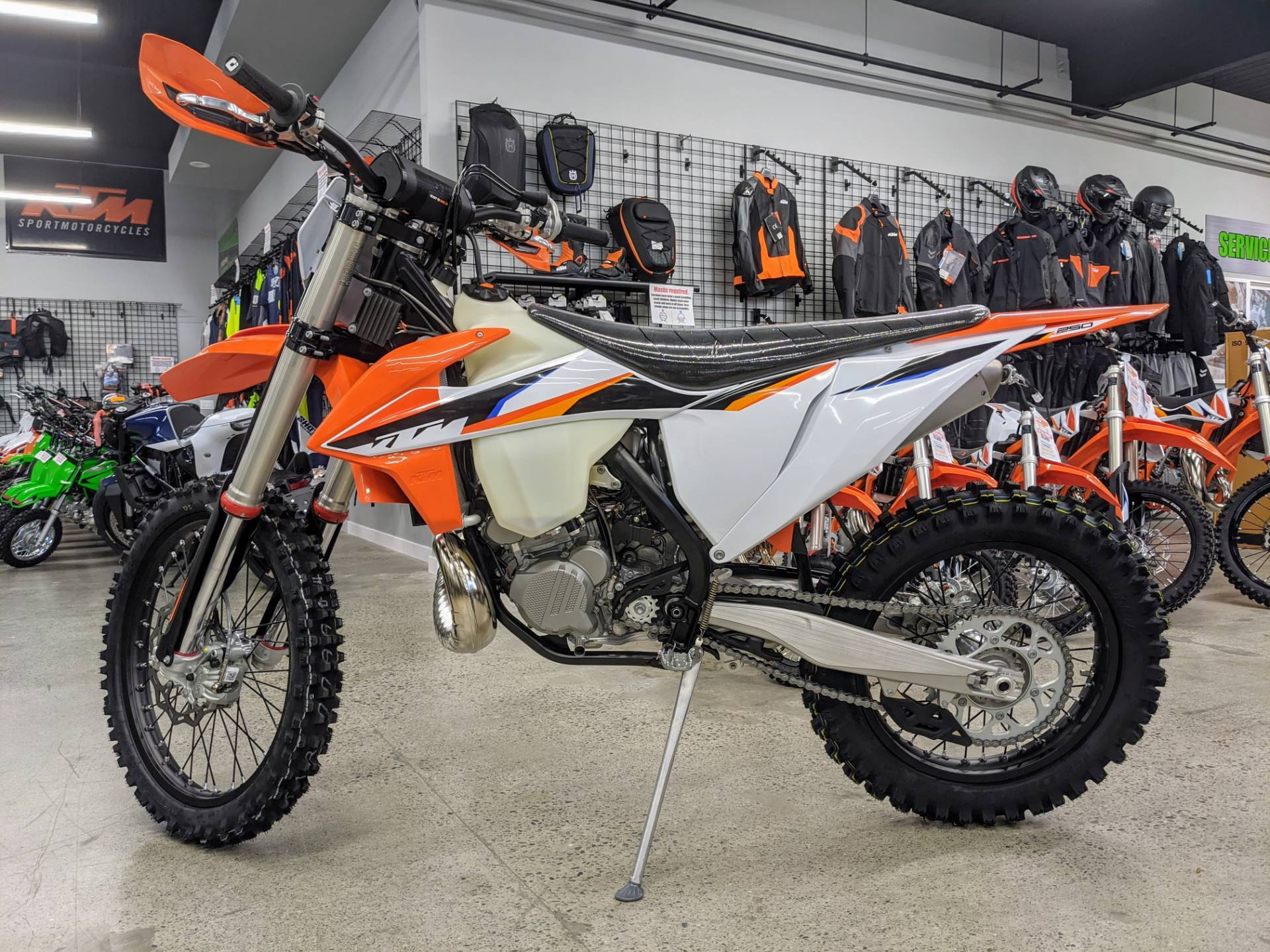 2021 KTM 250 XC TPI in Gresham, Oregon - Photo 3