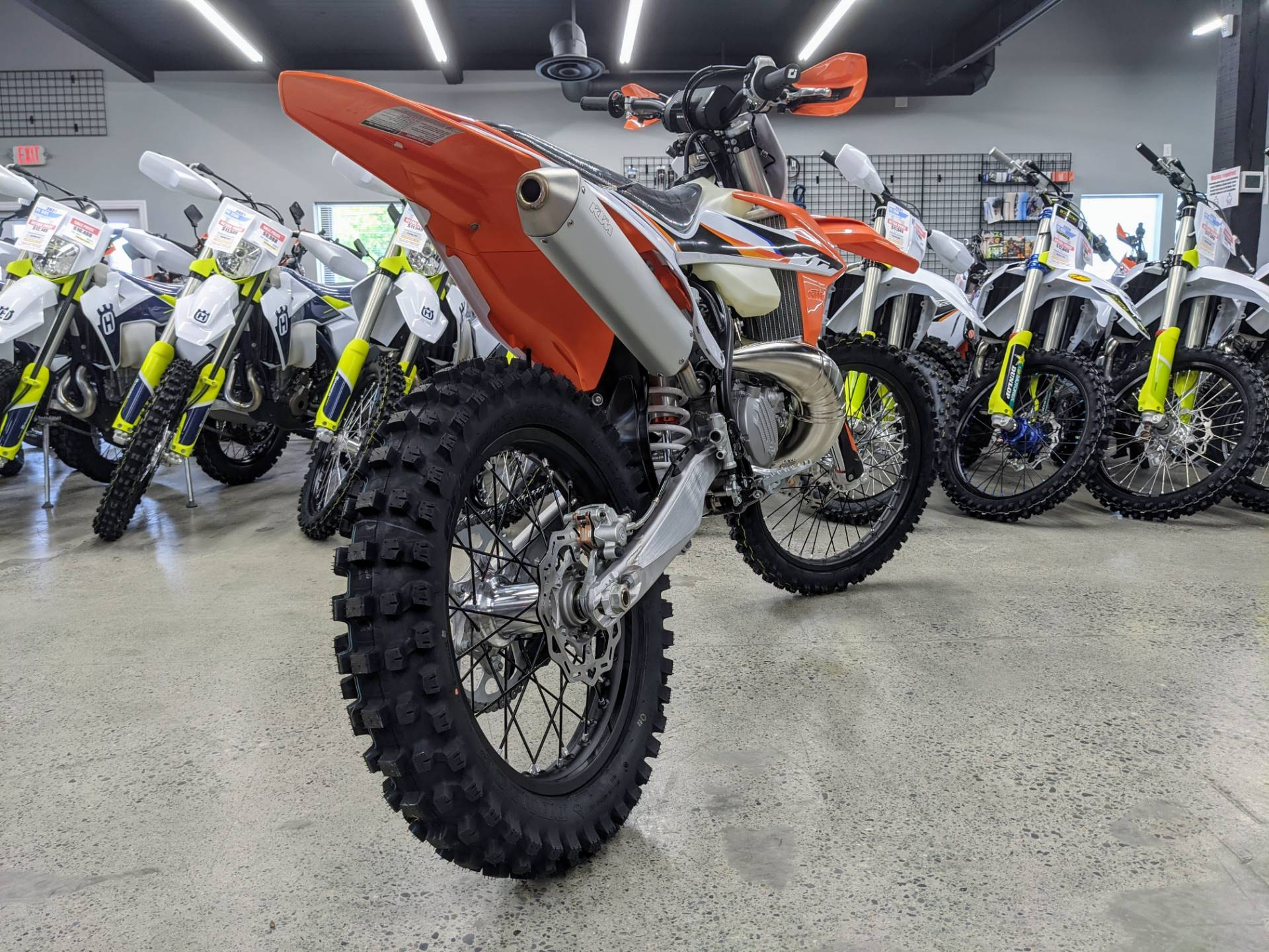 2021 KTM 250 XC TPI in Gresham, Oregon - Photo 4