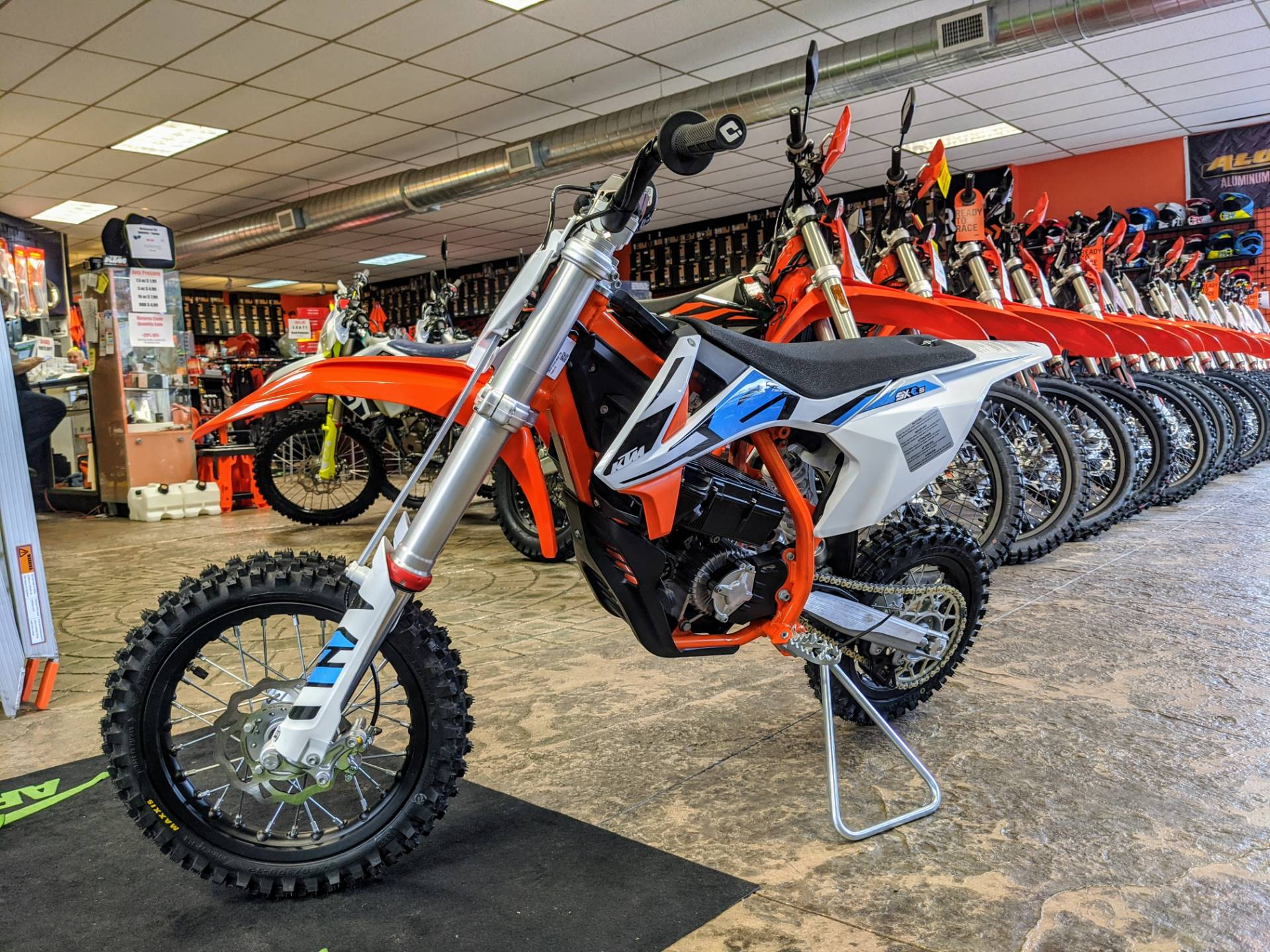 2020 KTM SX-E 5 in Gresham, Oregon - Photo 3