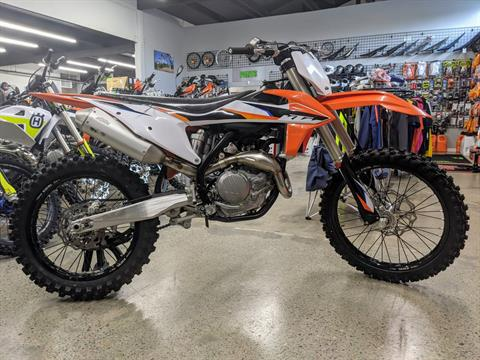 2021 KTM 450 SX-F in Gresham, Oregon - Photo 2