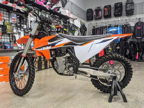 2021 KTM 450 SX-F in Gresham, Oregon - Photo 3