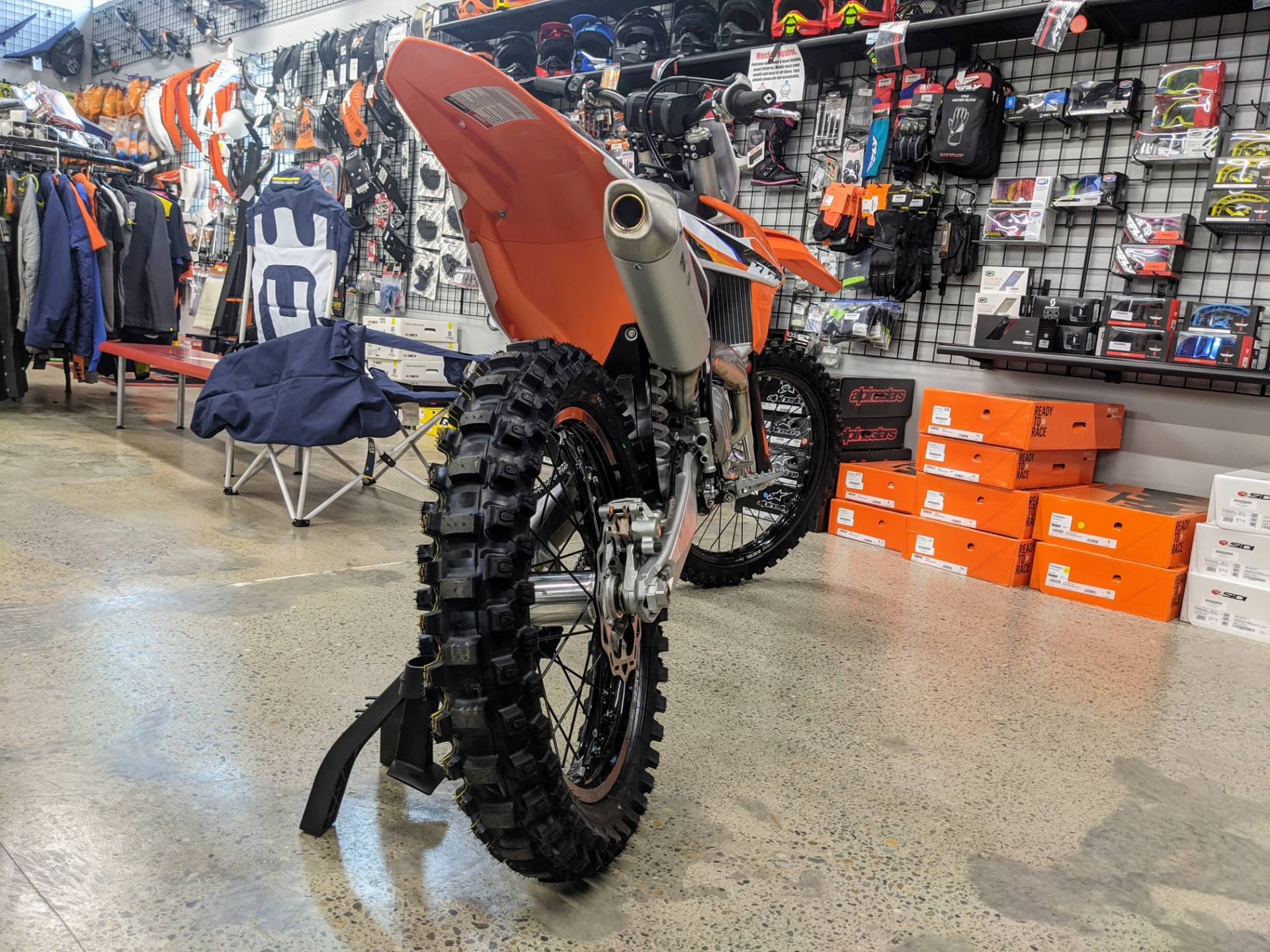 2021 KTM 450 SX-F in Gresham, Oregon - Photo 4
