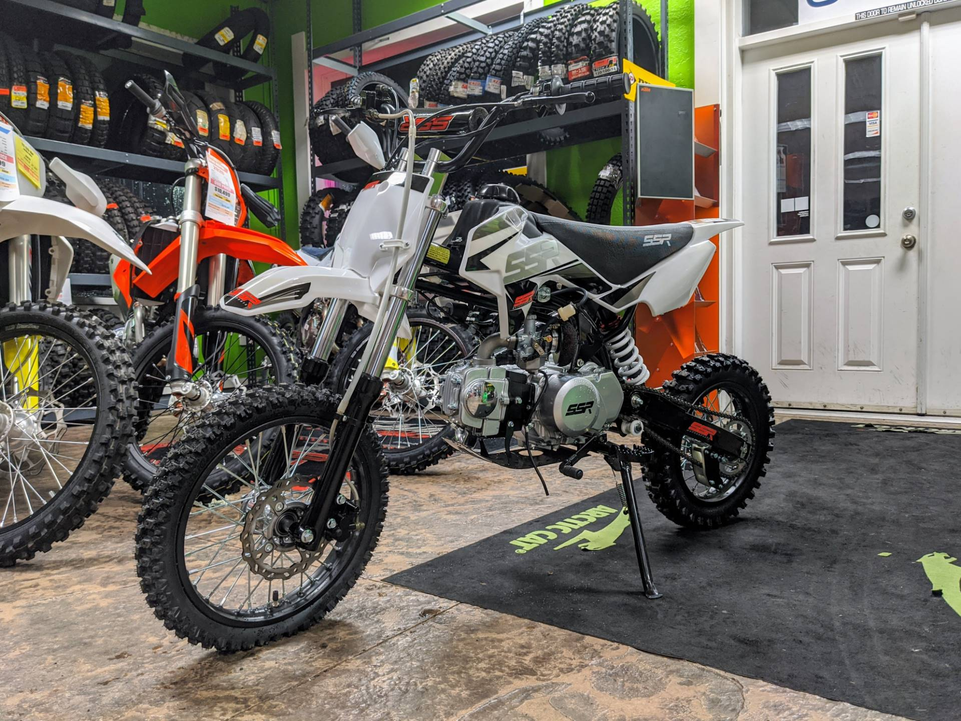 2019 SSR Motorsports SR125 in Gresham, Oregon - Photo 1