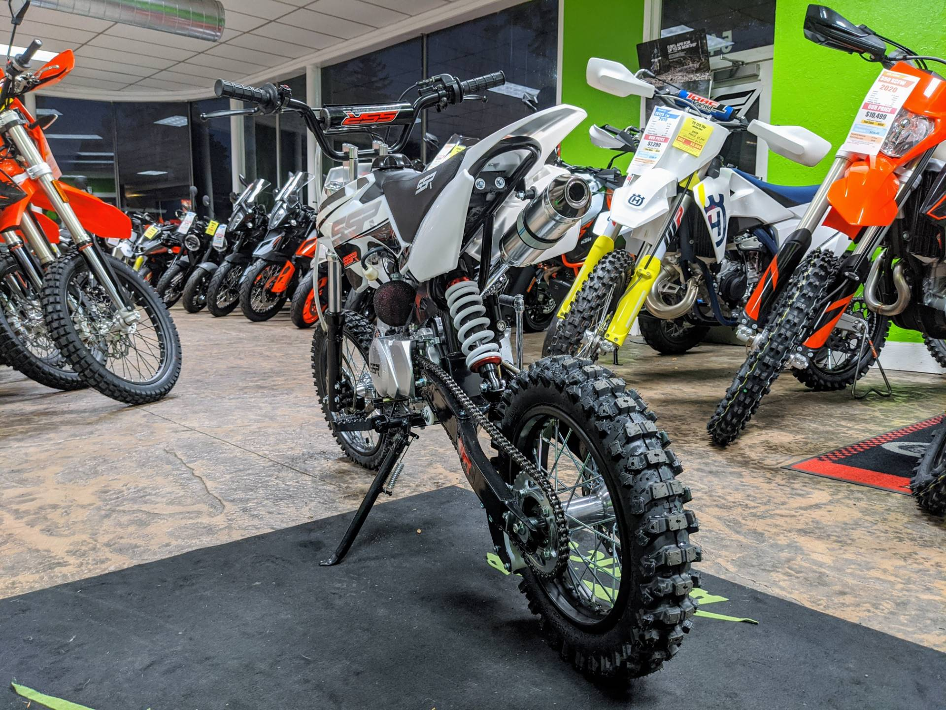 2019 SSR Motorsports SR125 in Gresham, Oregon - Photo 3