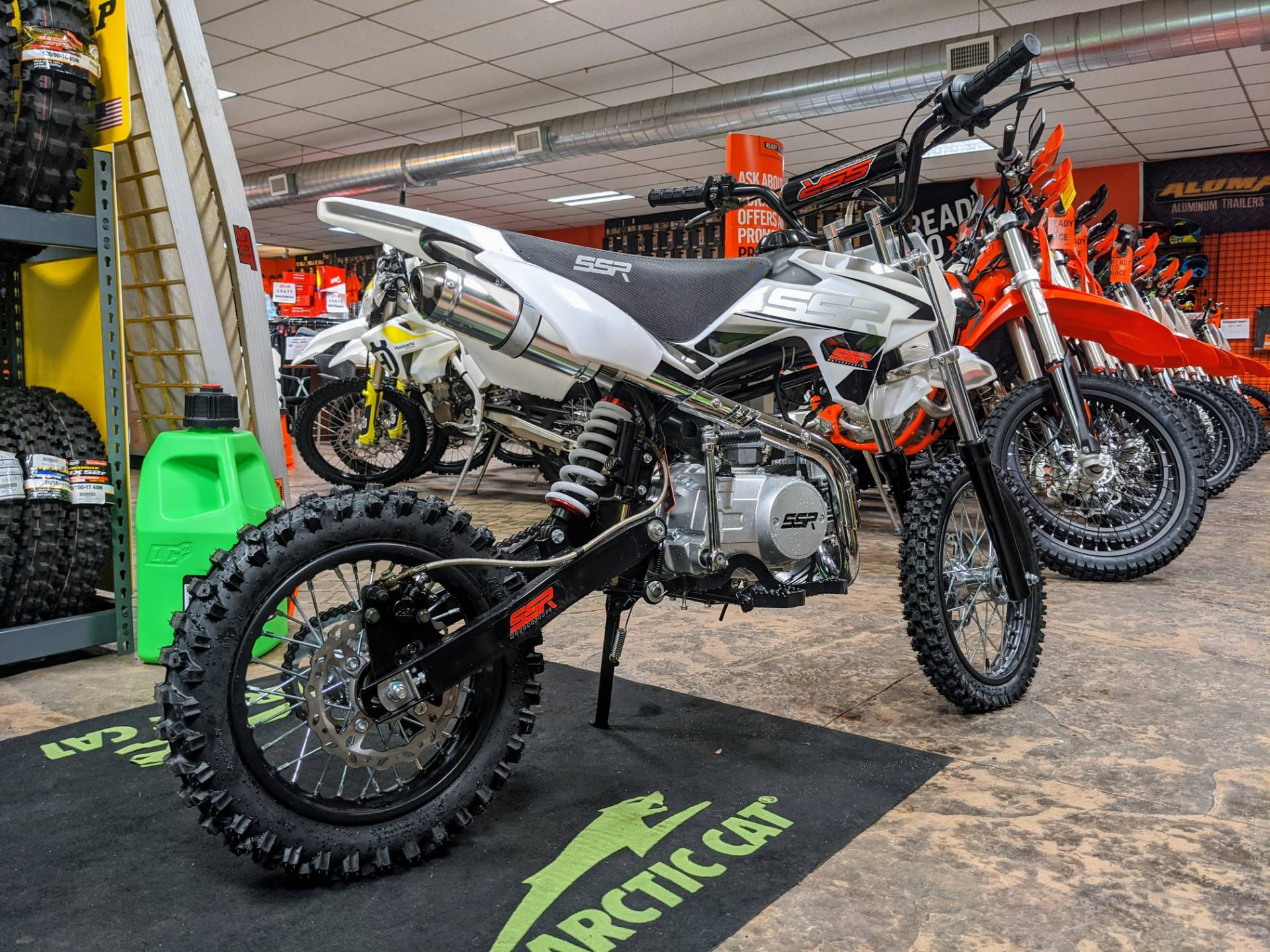 2019 SSR Motorsports SR125 in Gresham, Oregon - Photo 4