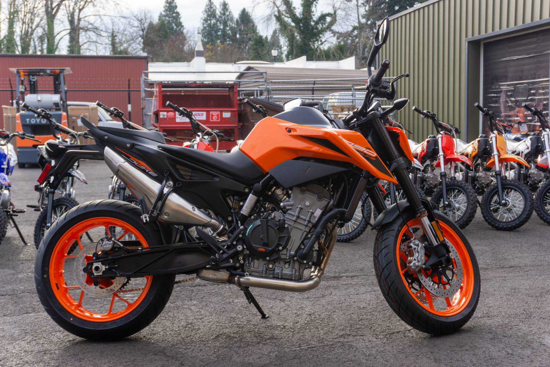 2020 KTM 790 Duke in Gresham, Oregon - Photo 1