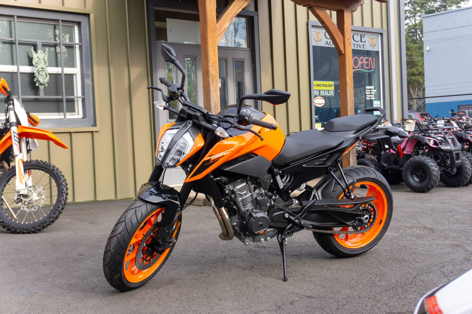 2020 KTM 790 Duke in Gresham, Oregon - Photo 3