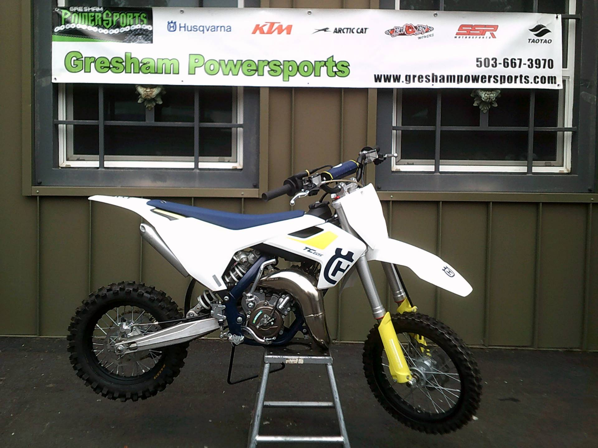 2019 Husqvarna TC 65 in Gresham, Oregon - Photo 5