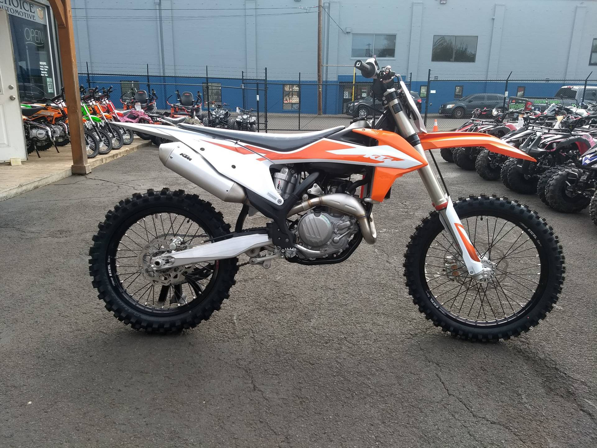 2020 KTM 450 SX-F in Gresham, Oregon - Photo 1