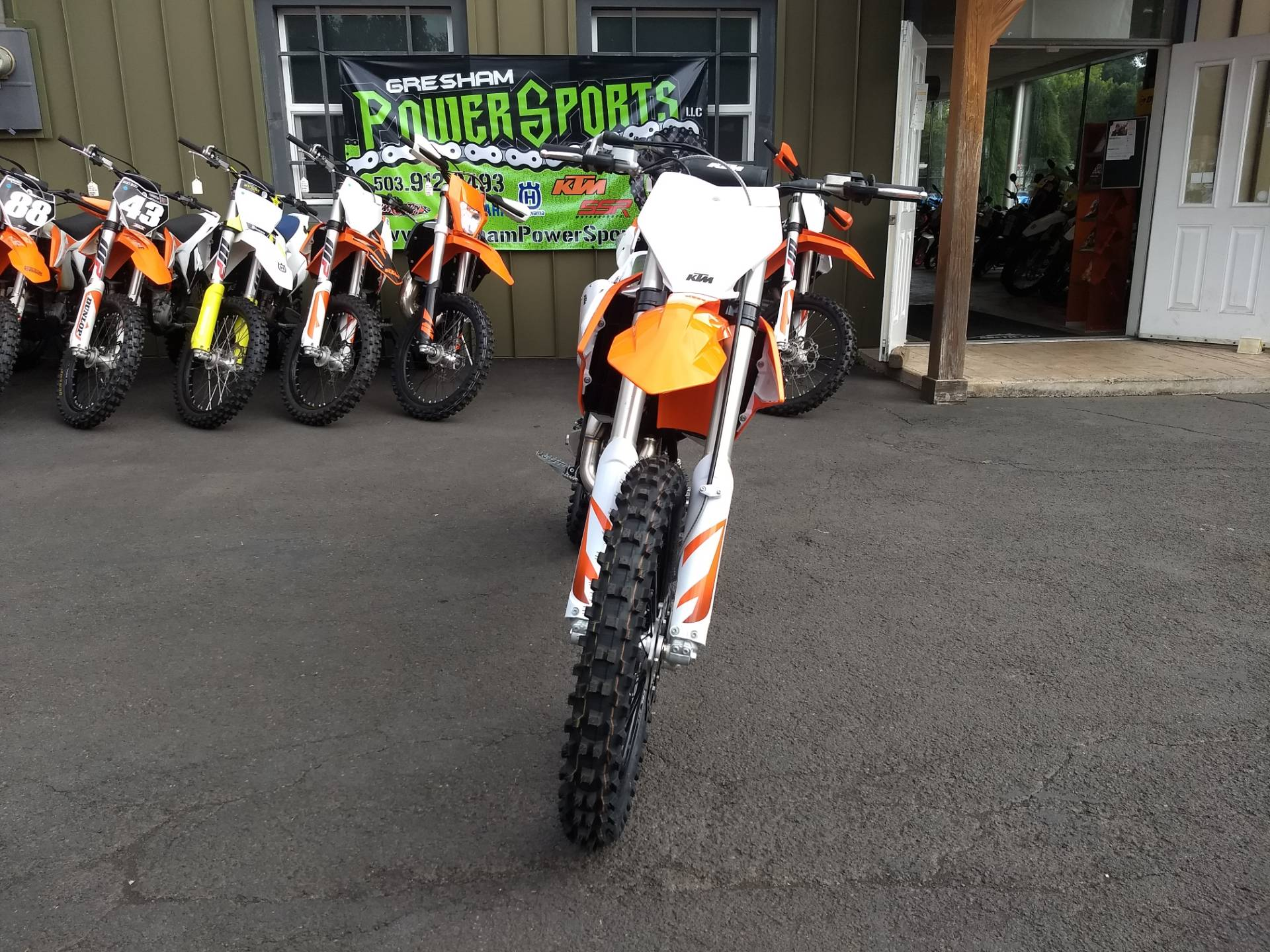 2020 KTM 450 SX-F in Gresham, Oregon - Photo 2