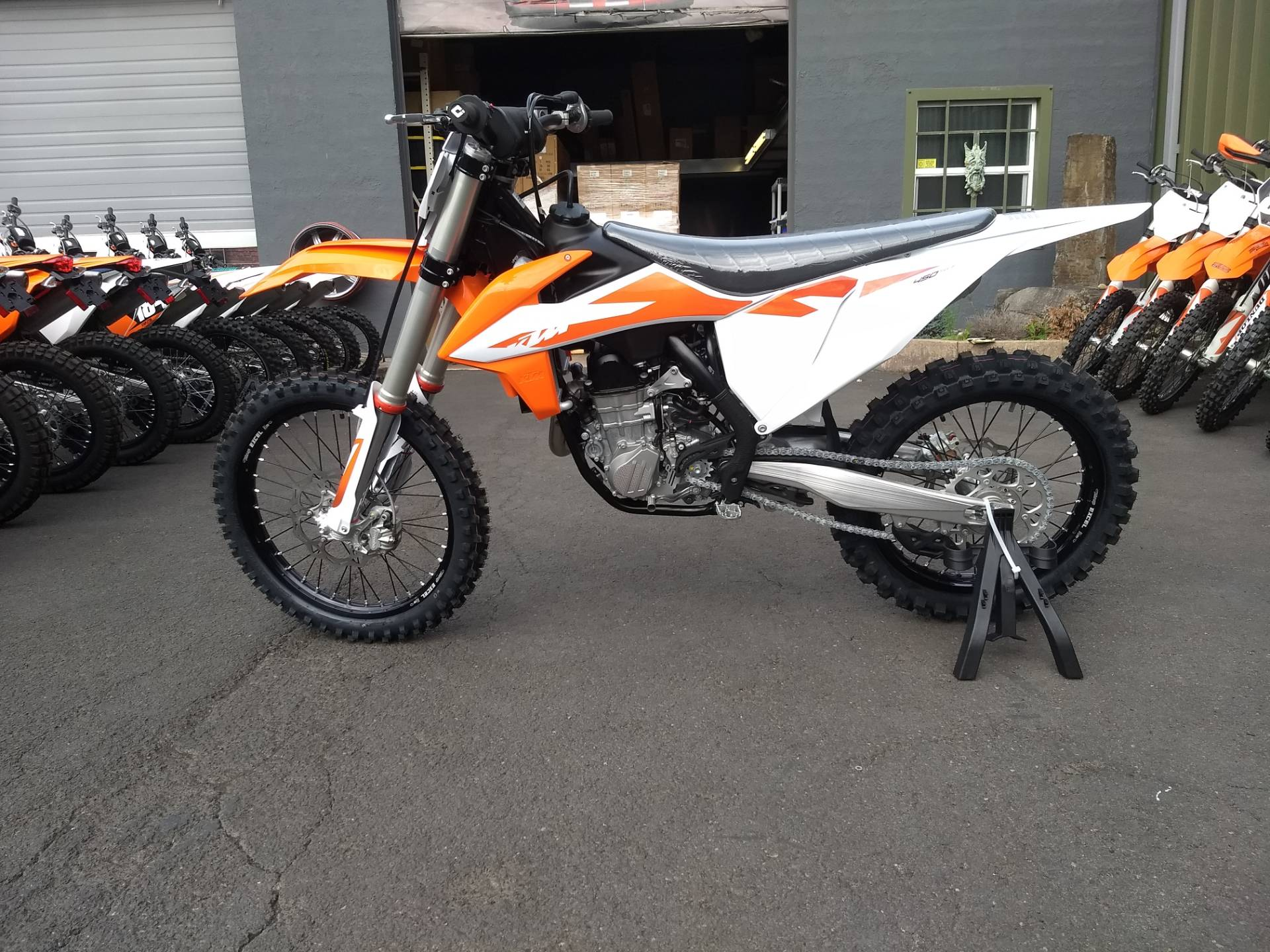 2020 KTM 450 SX-F in Gresham, Oregon - Photo 4