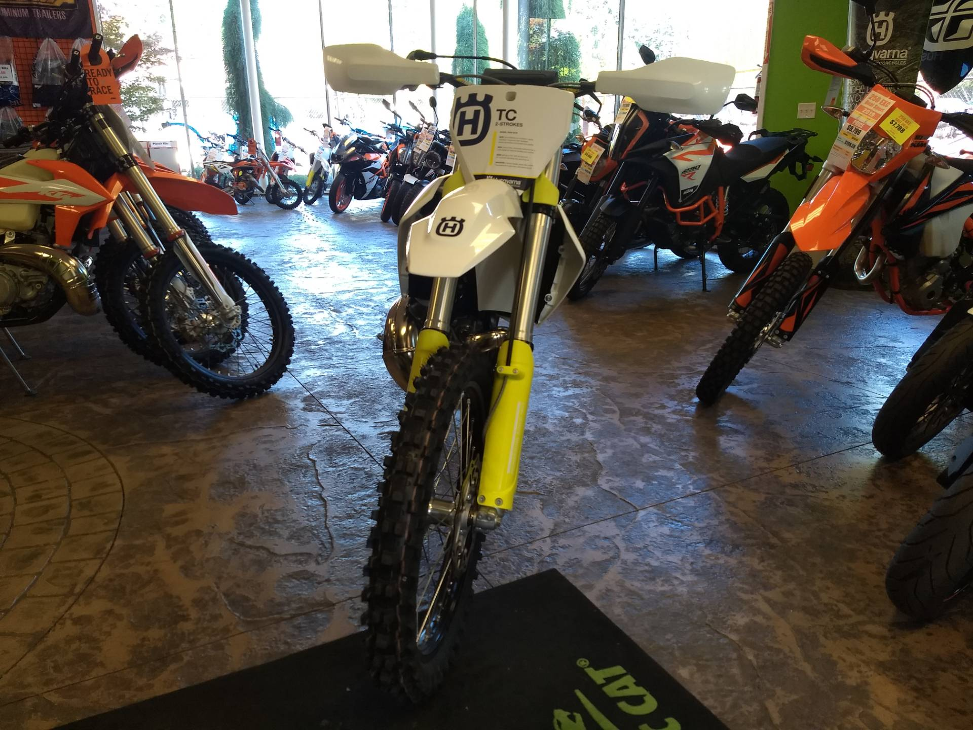 2019 Husqvarna TC 250 in Gresham, Oregon - Photo 3