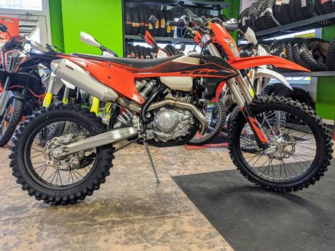 2020 KTM 500 XCF-W in Gresham, Oregon - Photo 2