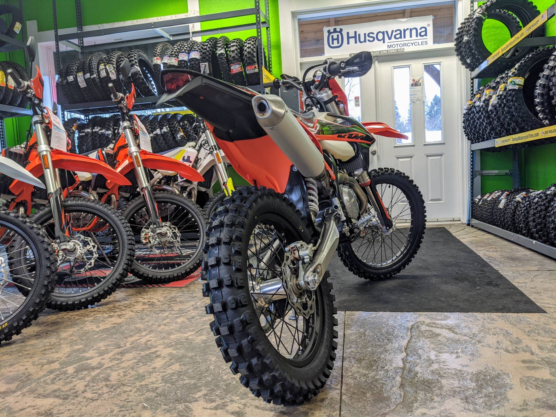 2020 KTM 500 XCF-W in Gresham, Oregon - Photo 4
