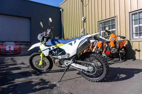2020 Husqvarna 701 Enduro in Gresham, Oregon - Photo 1