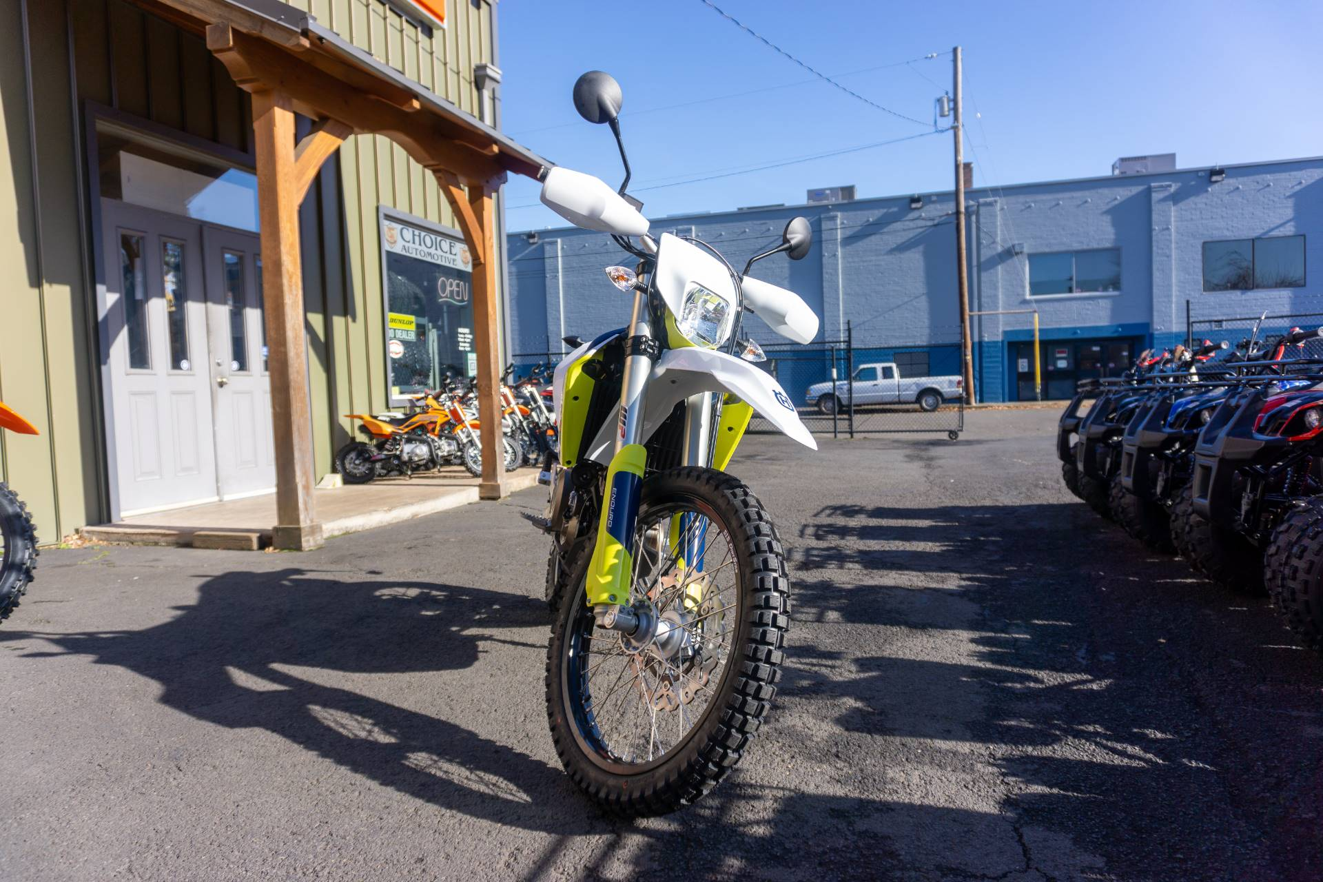 2020 Husqvarna 701 Enduro in Gresham, Oregon - Photo 3