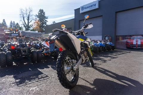 2020 Husqvarna 701 Enduro in Gresham, Oregon - Photo 4