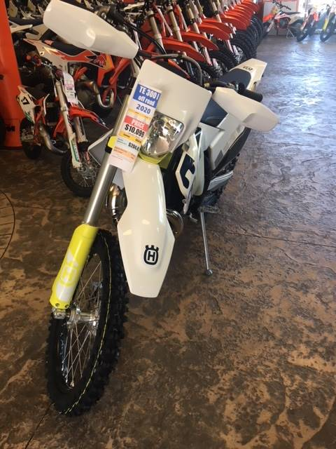 2020 Husqvarna TE 300i in Gresham, Oregon - Photo 2