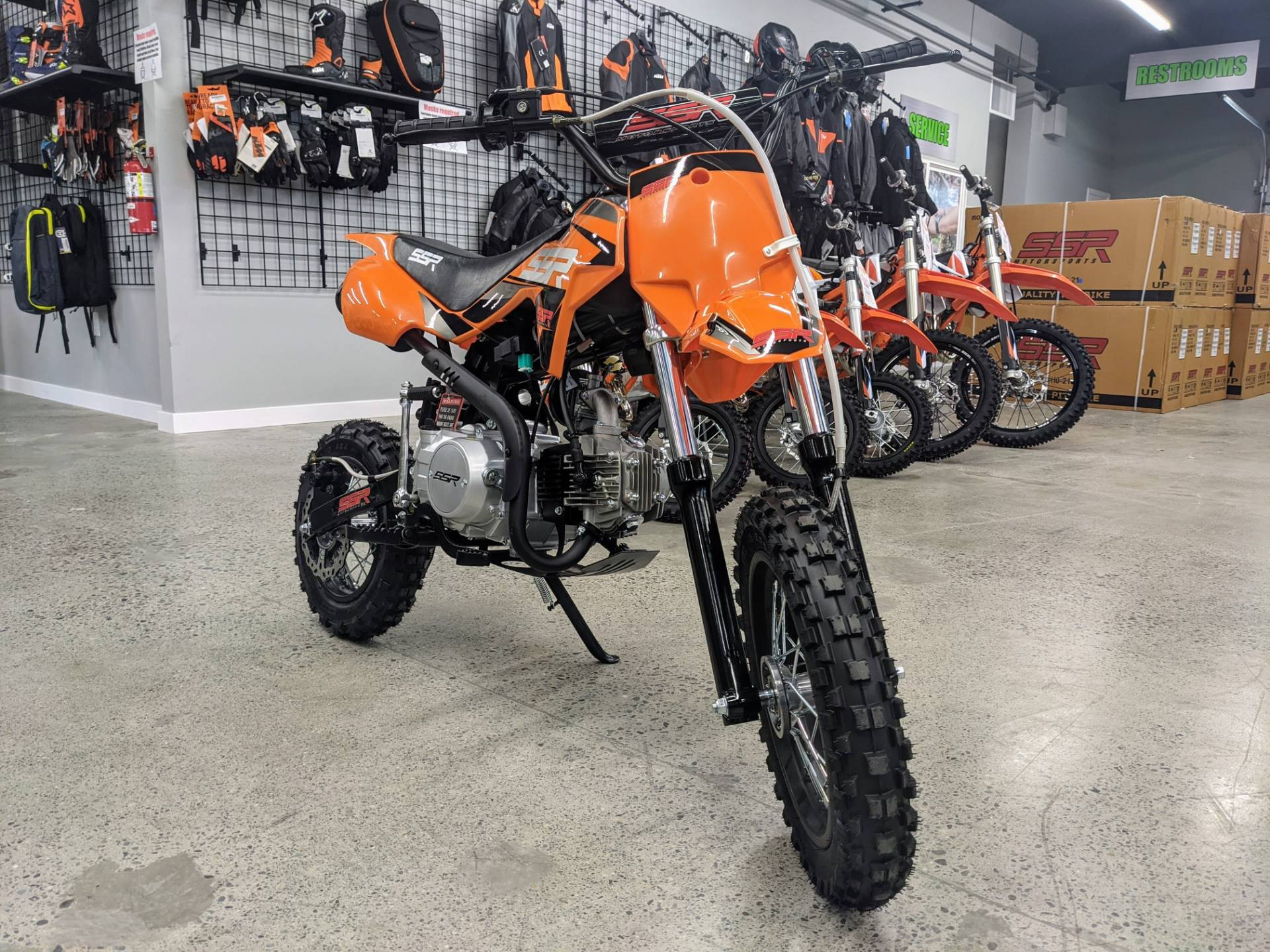 2021 SSR Motorsports SR110 in Gresham, Oregon - Photo 1