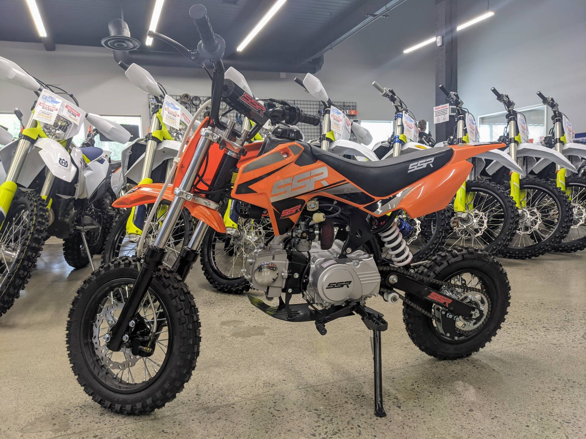 2021 SSR Motorsports SR110 in Gresham, Oregon - Photo 3