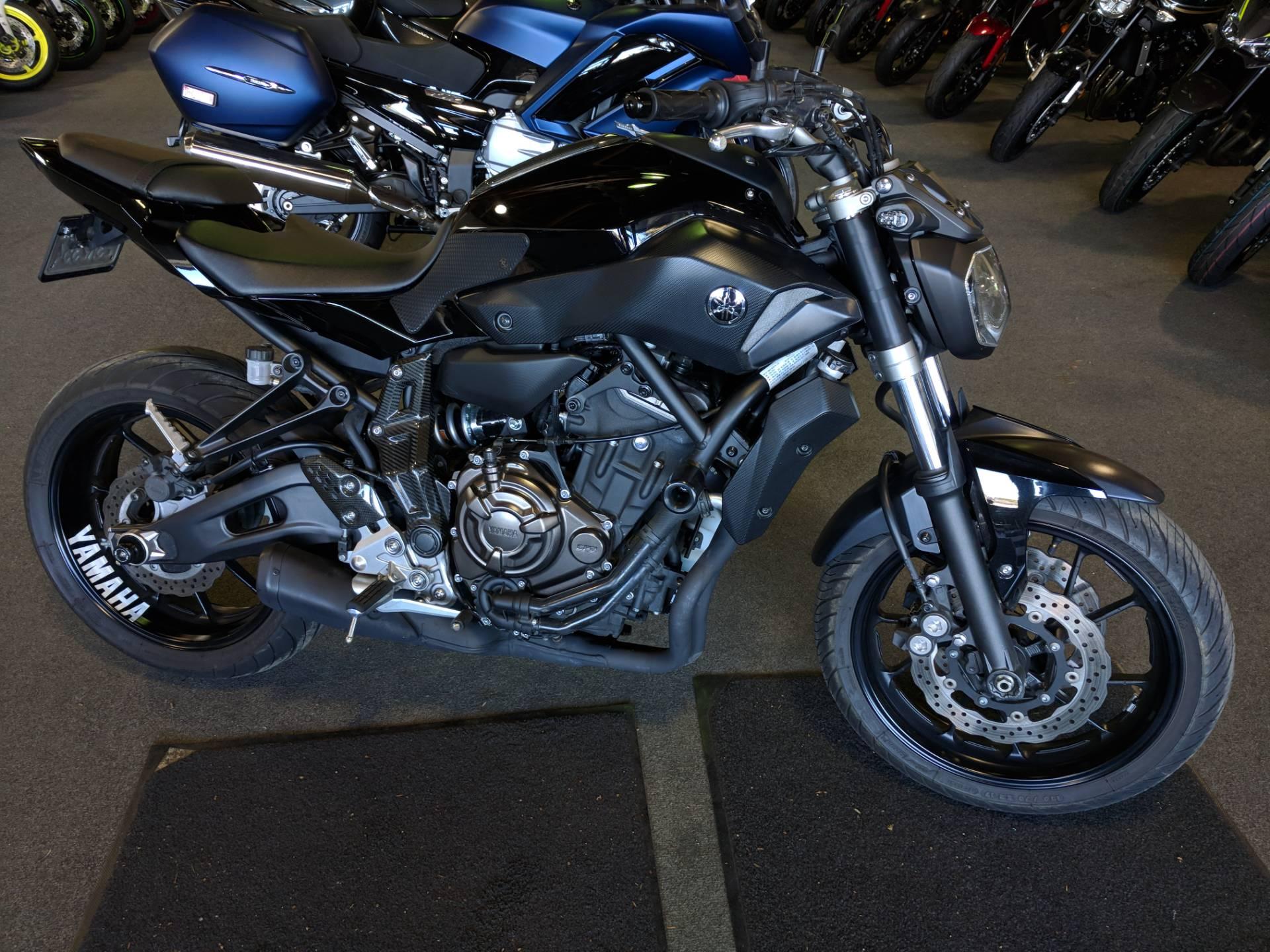 2016 Yamaha FZ-07 for sale 124226