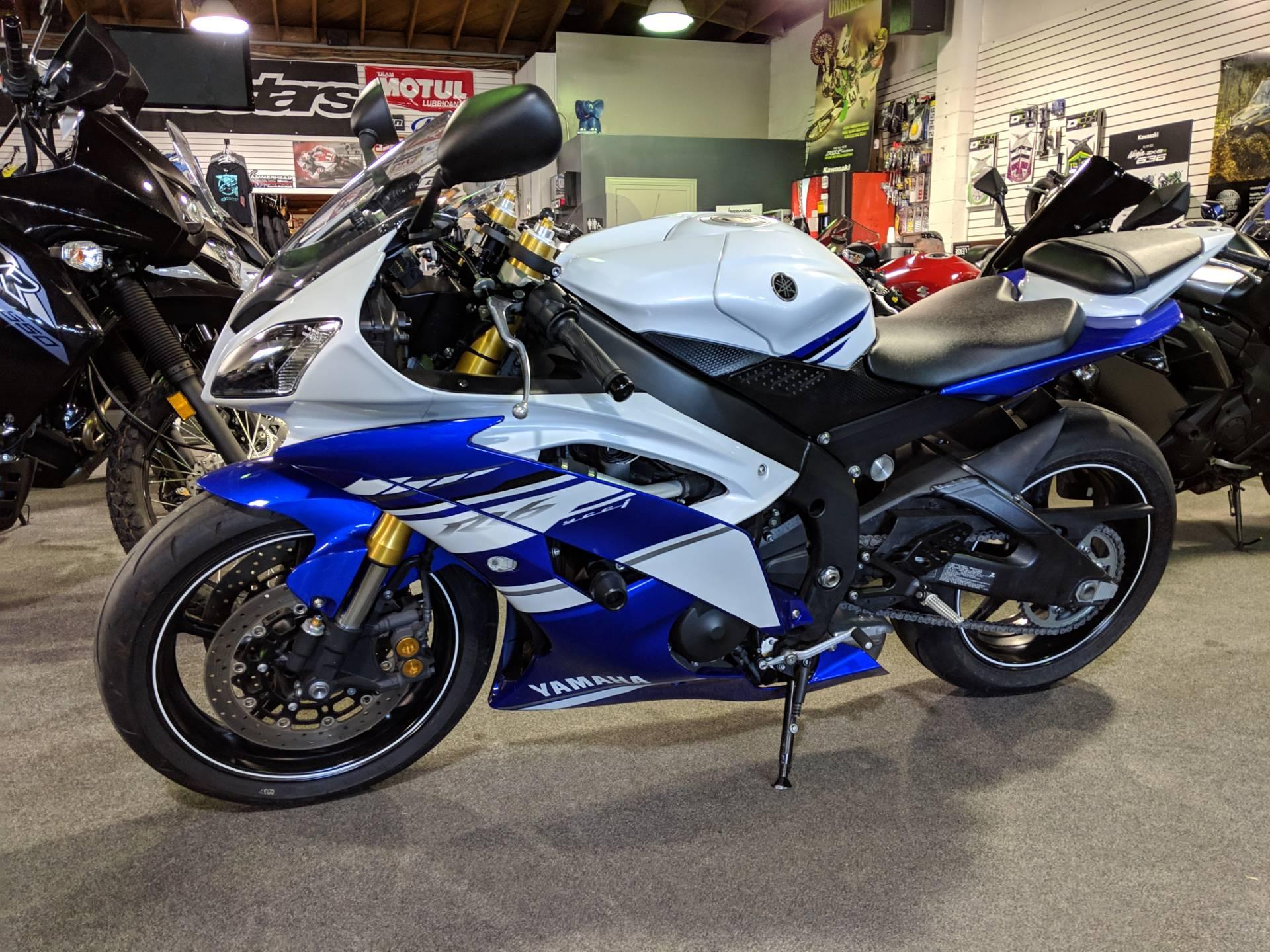2014 Yamaha YZF-R6 for sale 52513