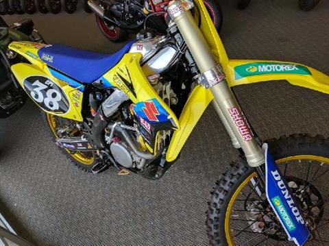 2012 Suzuki RM-Z250 in San Jose, California