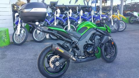 2013 Kawasaki Z1000 in San Jose, California