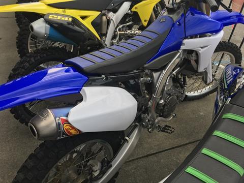 2011 Yamaha YZ450F in San Jose, California