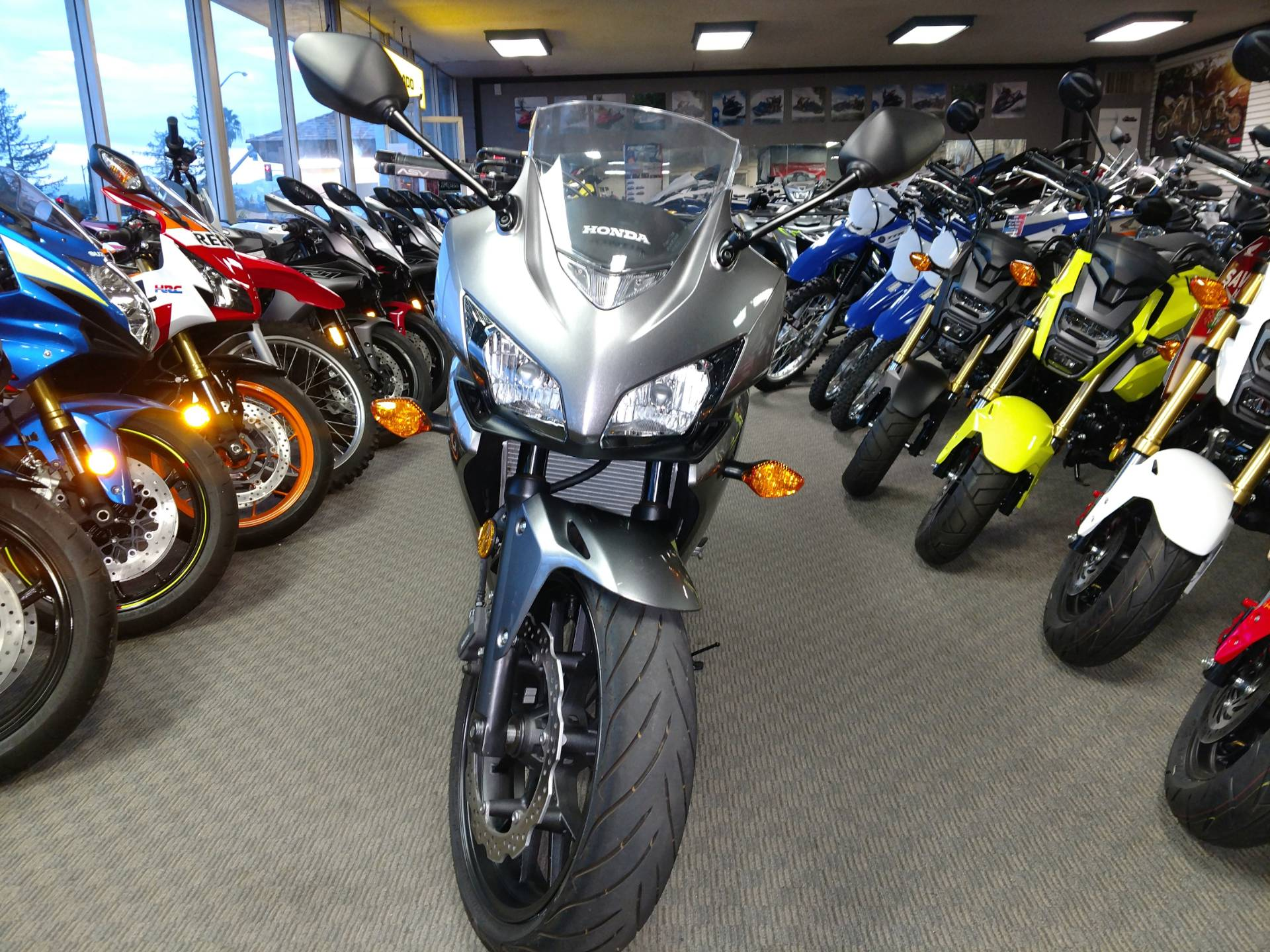 2015 Honda CBR®500R in San Jose, California