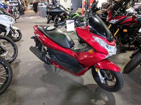 2013 Honda PCX150 in San Jose, California